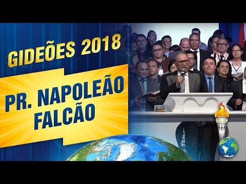 Pr. Napoleão Falcão - Gideões 2018
