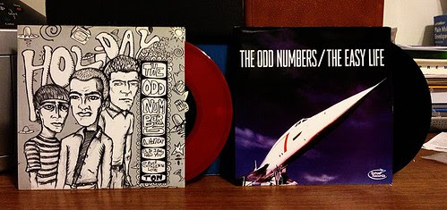 "The Odd Numbers - Holiday 7"" & The Easy Life 7"" by Tim PopKid"
