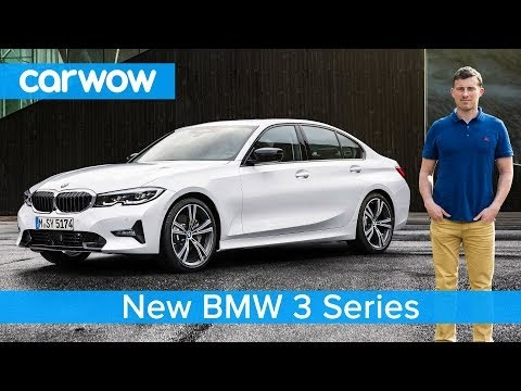 The all new 2019 BMW 3 series - video