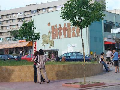 Yambol Market Mural