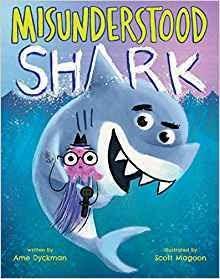 Becky S Book Reviews Misunderstood Shark