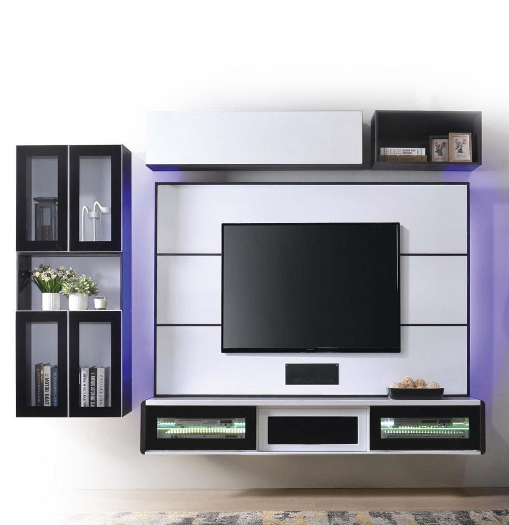 Modern Black White Floating Wall Mounted Living Room Tv Cabinet Designs Furniture Buy Floating Tv Cabinetwall Mounted Living Room Cabinetliving