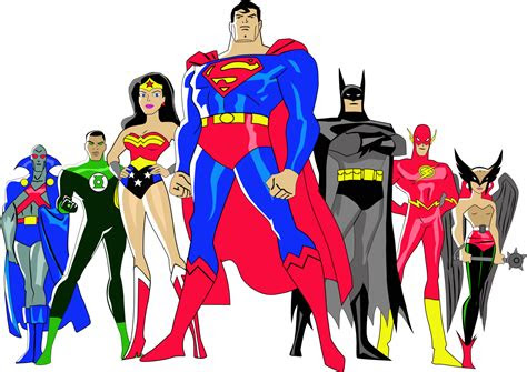 justice league  america vector png  sammyfanly