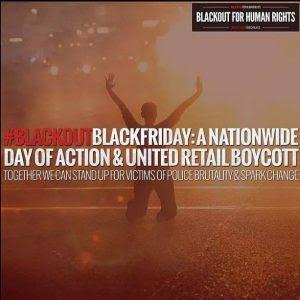 Após decisão do Júri Supremo em Ferguson, uma ação de #BoycottBlackFriday