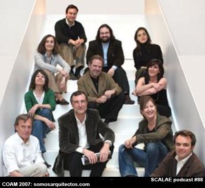 candidatura somosarquitectos.com para COAM 2007