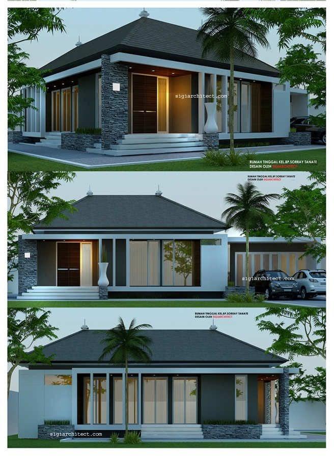 Desain Rumah Toko Minimalis 1 Lantai | Ide Rumah Minimalis
