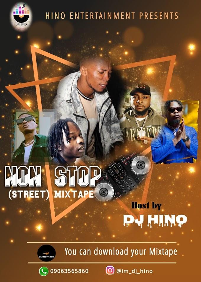 Mixtape: Dj Hino - Non-Stop-(Street) Mixtape