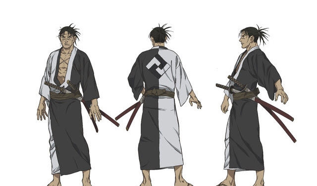 Blade Of The Immortal Anime Manji