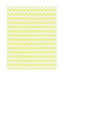 portrait A2 card size JPG Chartreuse chevron LARGE SCALE