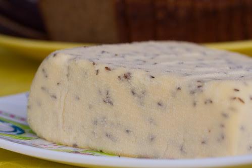 Nami-Nami Easter Brunch 2012: Estonian home cheese, SÕIR