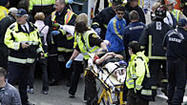 Explosions: Horror visits the Boston Marathon