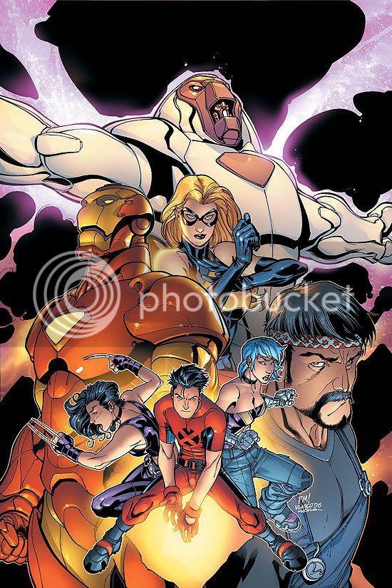 New X-Men #28