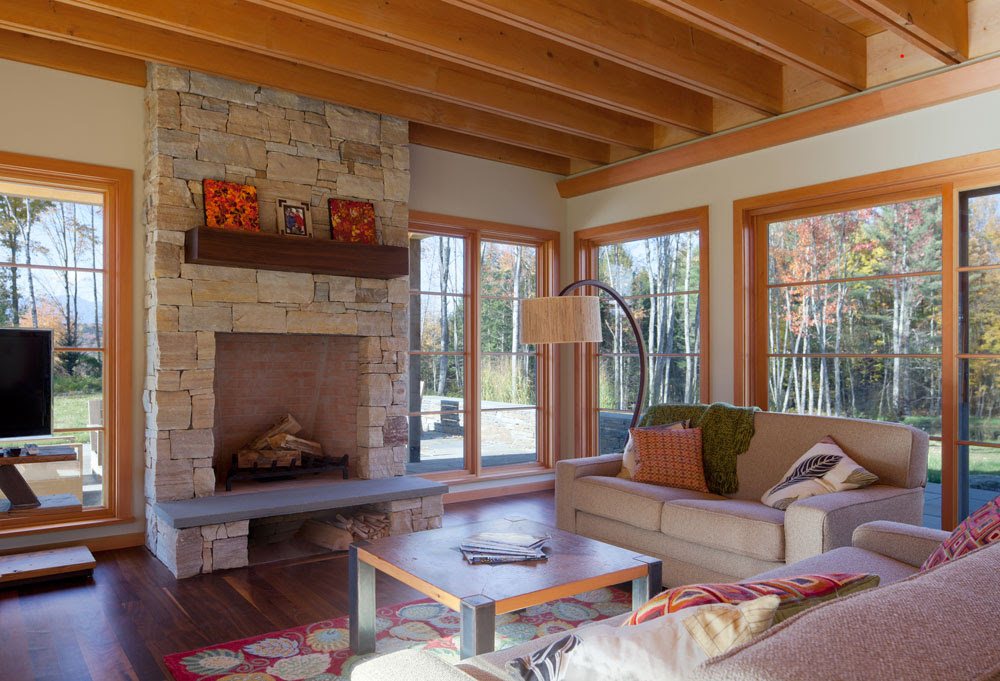 Home is Where the Hearth Is « Vermont Architecture + Interior ...