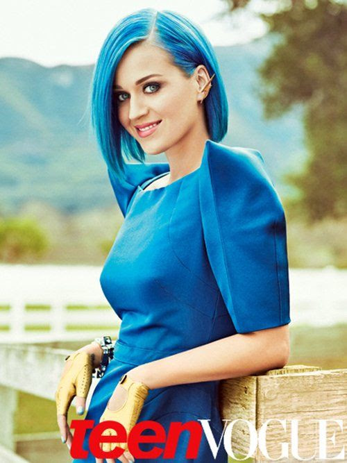 Teen Vogue - May 2012, Katy Perry