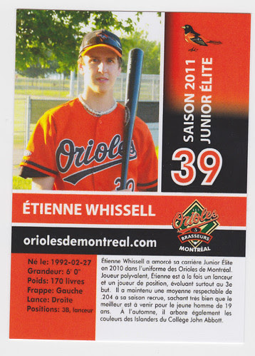 Orioles Whissell Back