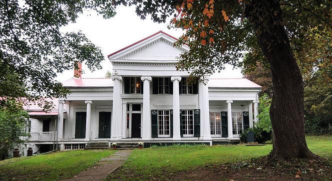 House of the Week: Ingham Hall, 3069 W. Main St., Meridian