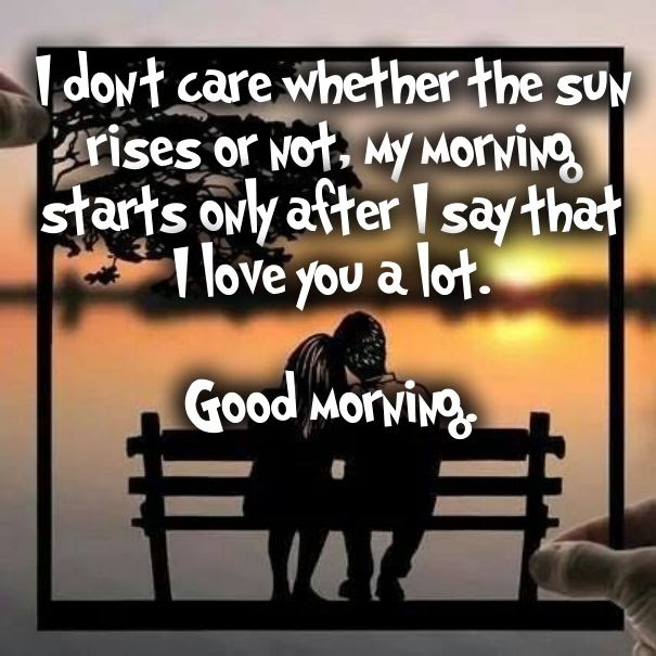 I Love You Good Morning Pictures Photos And Images For Facebook