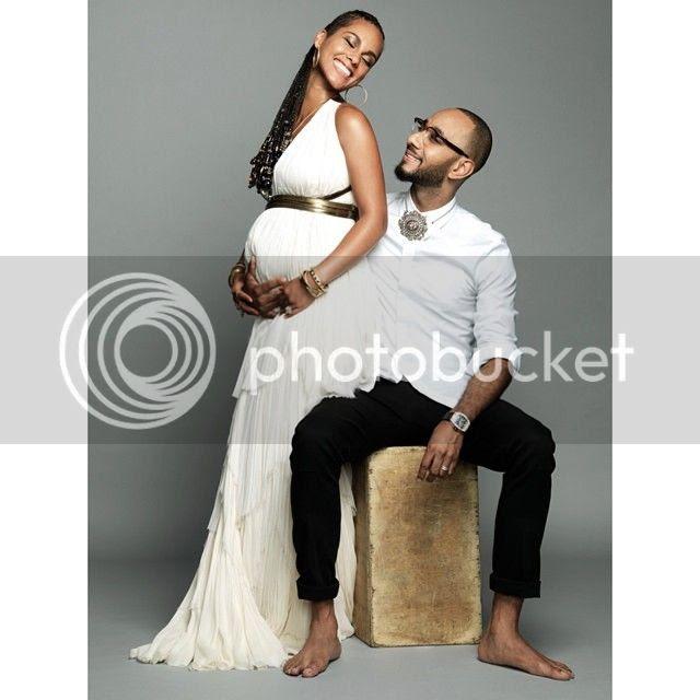 Alicia Keys announces second pregnancy...