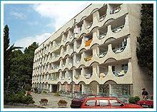 Санаторий Кастрополь. Фото. Отзывы. Цены