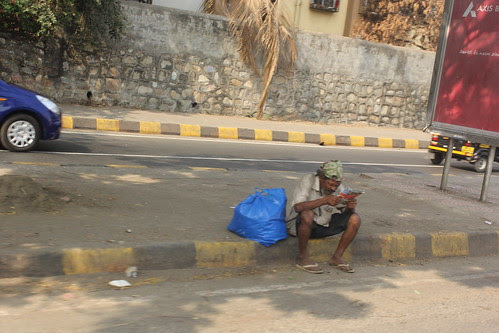 Bekar Lachar .. Waqt Ka Bimar Sadak Chap Common Man by firoze shakir photographerno1