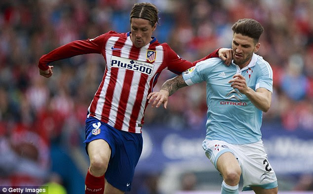Fernando Torres has turned back the clock during his second spell at Atletico Madrid under Simeone