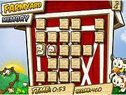 Jogar Farmyard memory Jogos
