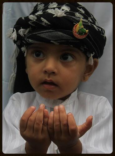 Eid Ul Fitr Namaz 2013 Station Road Bandra by firoze shakir photographerno1