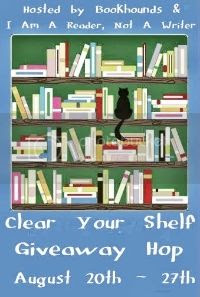 Clear Your Shelf Giveaway - August 2014