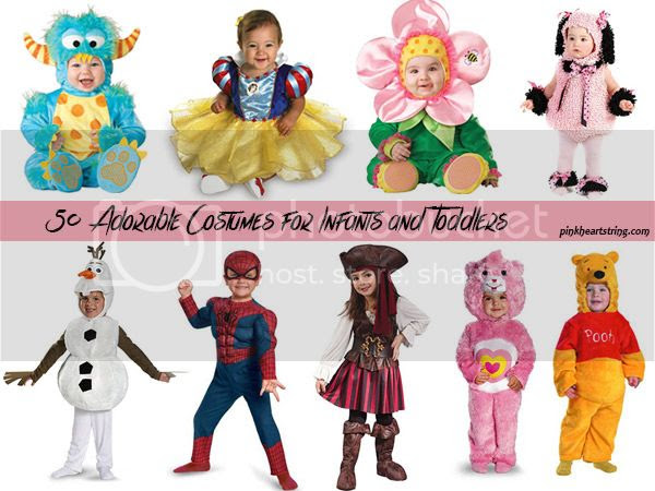 50 Super Cute Infant and Toddler Costumes for Ultimate Dress Ups and Parties