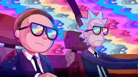 rick  morty hd backgrounds pictures images