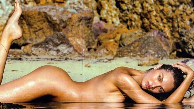 Candice Swanepoel sente vergonha de posar e criou uma personagem para ser modelo