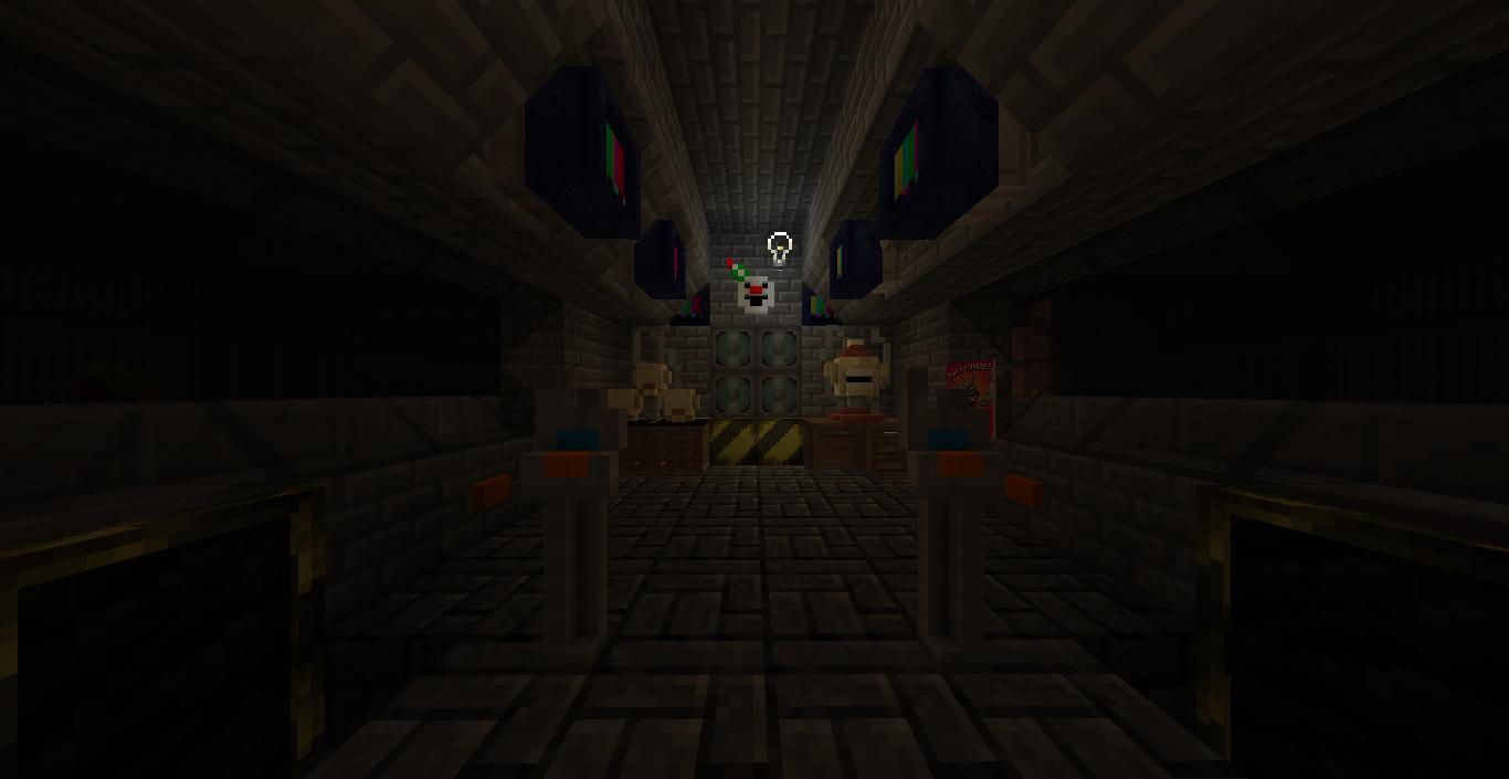 Fnaf 2 Mod In Minecraft - Omong h