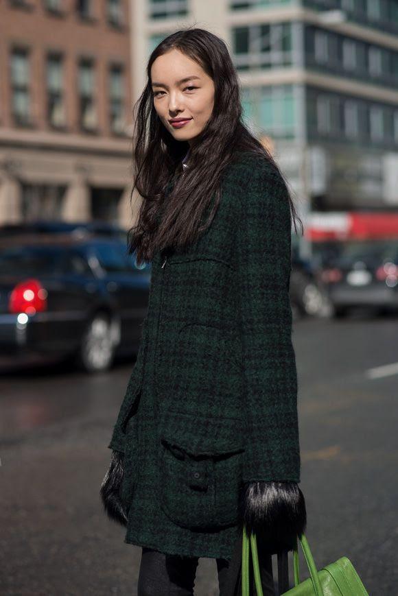 #Fei Fei Sun #Model #Models Off Duty #Street Style
