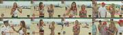 Marta Viveiros e Beatriz Moniz Ramos sensuais em biquini na praia