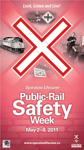 Rail Safety Week 2011