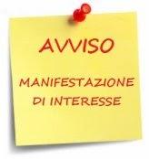 AVVISO MANIFESTAZIONE DI INTERESSE