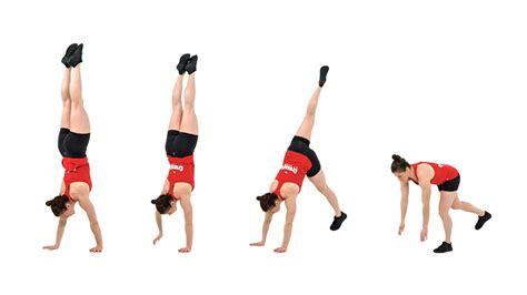 handstand walk youtube