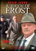 A Touch of Frost: Season Fifteen, a Mystery TV Series