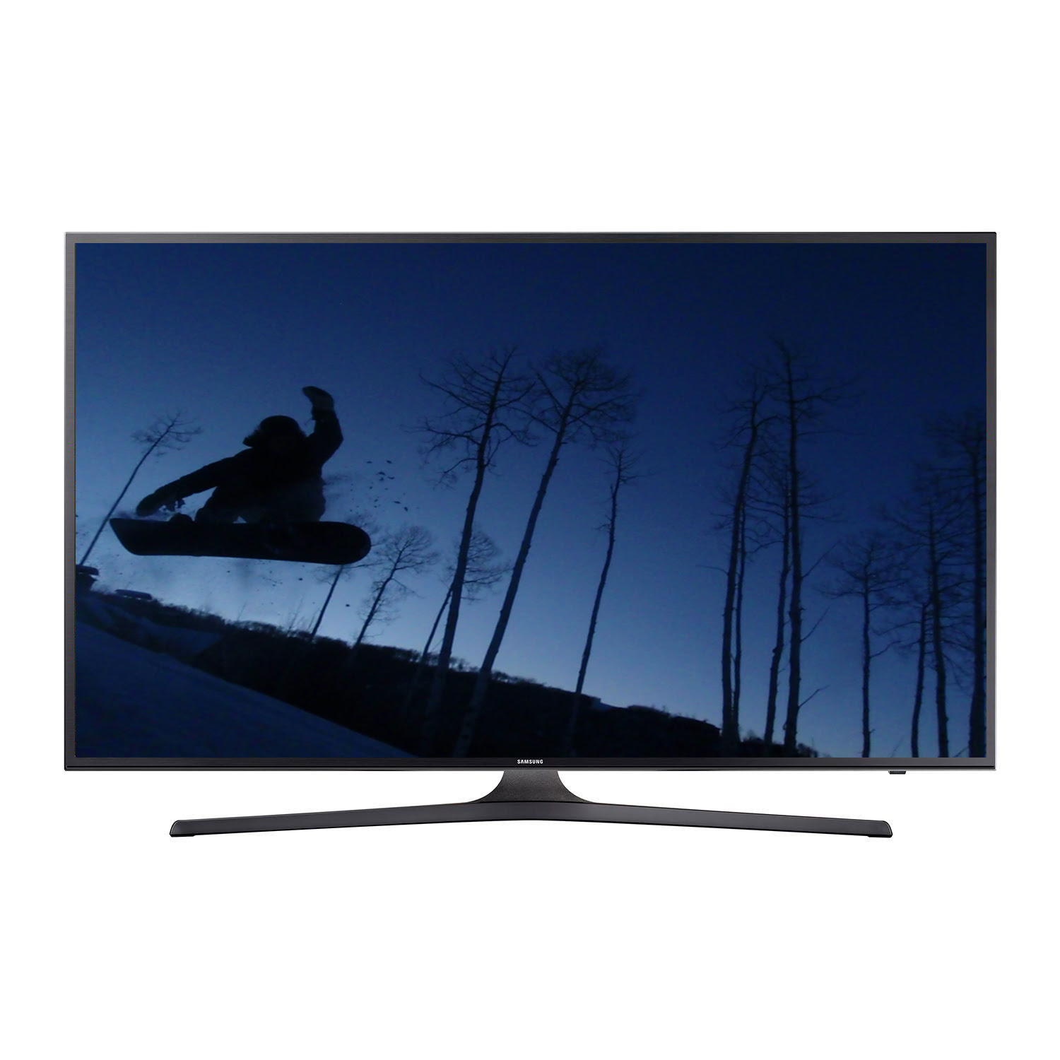 Refurbished Samsung 65. 4K Ultra Hd Smart Led Hdtv W\/ Wifi-UN65KU6300FXZA
