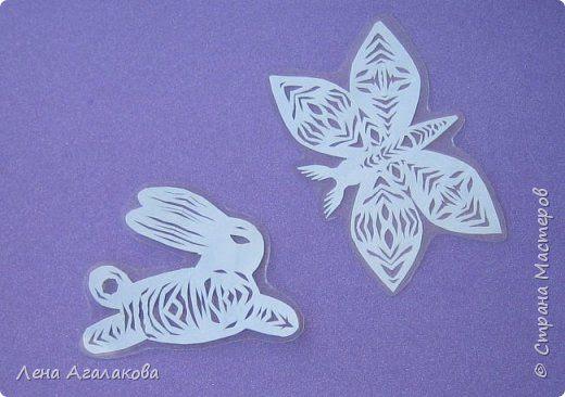 Поделка изделие Новый год Вырезание Мои снежные создания 2 или снежные вырезалочки Бумага фото 15
