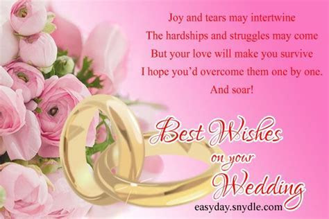 Wedding Wishes, Messages, Wedding Quotes and Greetings