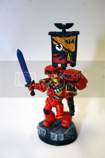 Blood Angels 2nd Company Honour Guard 2