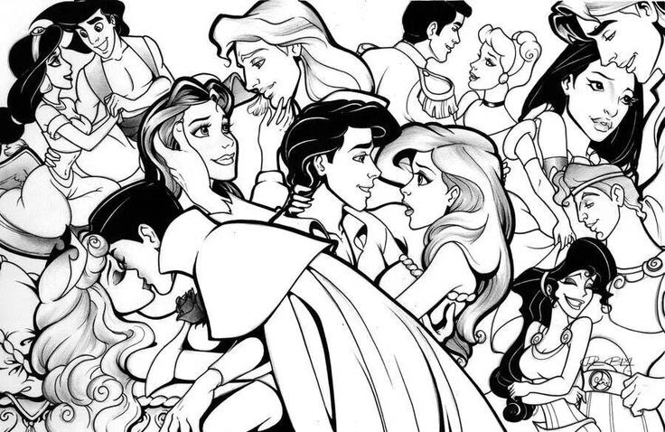 Mesmerizing world of Disney Princess 20 Disney Princess ...