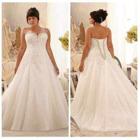40 Gorgeous Plus Size Wedding Dresses For The Special Day