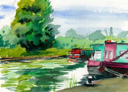 canalboats