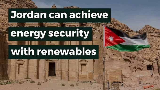 Policy Measures to Advance Jordan's Transition to Renewables- IRENA  on GEO´
