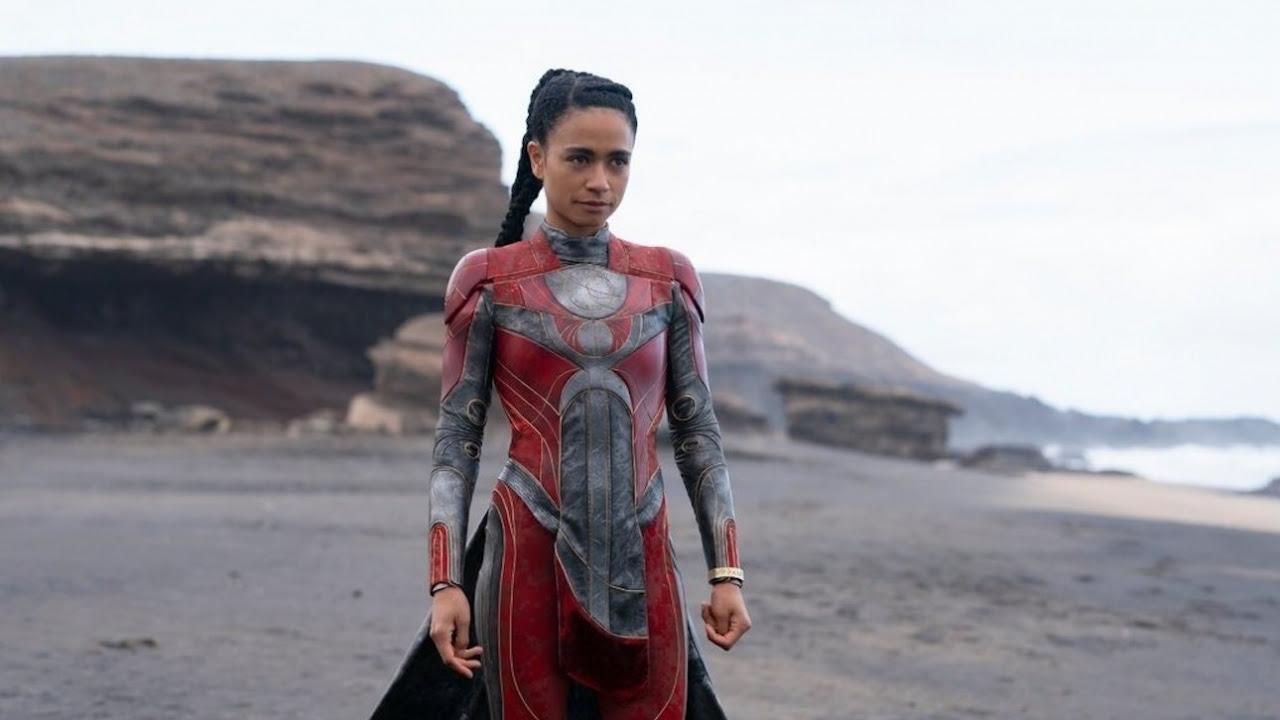 Lauren Ridloff (The Walking Dead) speelt Marvels eerste dove superheld in 'The Eternals'