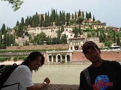Roman Theatre, Verona, Italy
