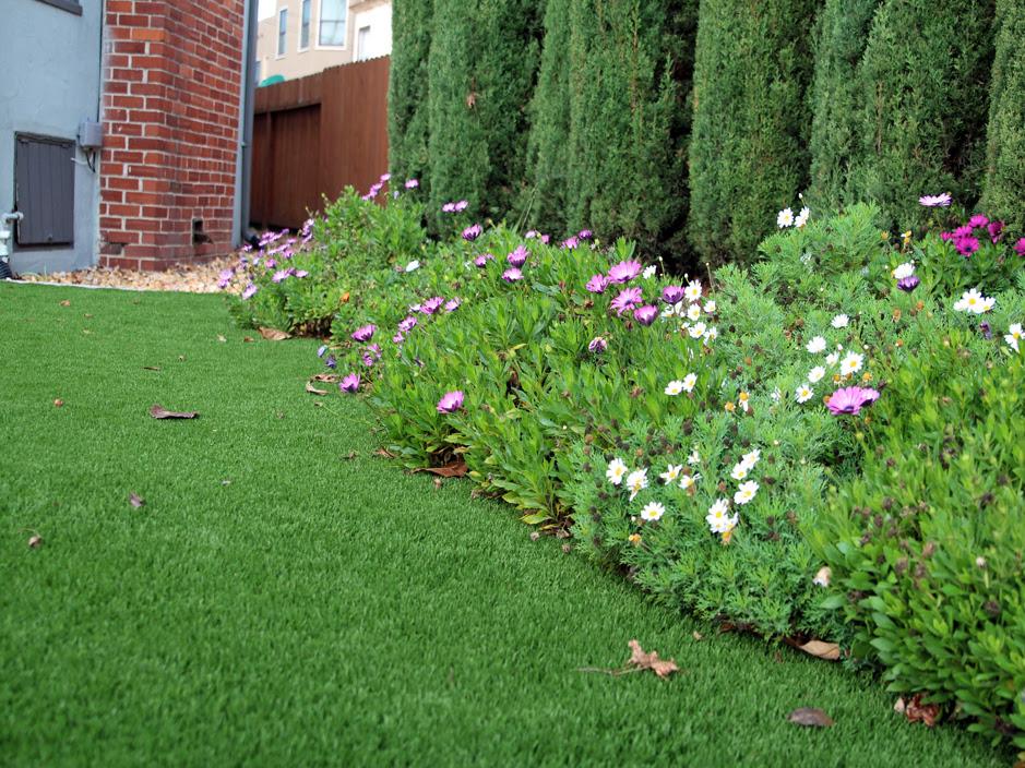 Plastic Grass Midvale Utah Landscape Rock Front Yard Landscape Ideas