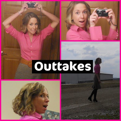 The Outtakes